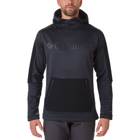 Columbia Maxtrail Midlayer Top Heren, black